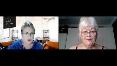 Radio Toni Authors - A Conversation with Kez