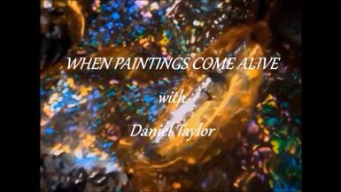 GO INDIE TV- WPCA BY DANIEL TAYLOR PAINTING BEAR