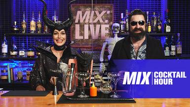 MIX Cocktail Hour S1 E2 Spooky Cocktails