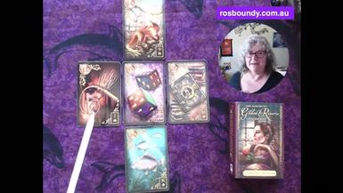 9th September 2021  The Daily LENORMAND card spread