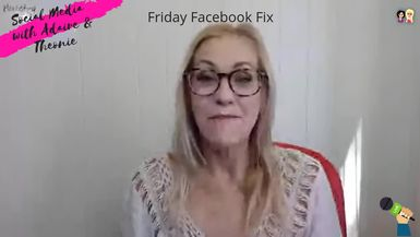 #FridayFacebookFix Facebook Stories, what are they? Why use them? How to use them? Join me today
