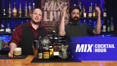 MIX Cocktail Hour S1 E3 The Dude