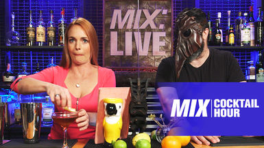 MIX Cocktail Hour S1 E1 Cocktails And Costumes