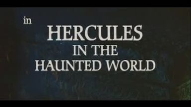 GO INDIE TV - COMBAT SERIES - HERCULES IN HAUNTED WORLD