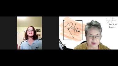 Radio Toni Every Day Business with Hazel Todd