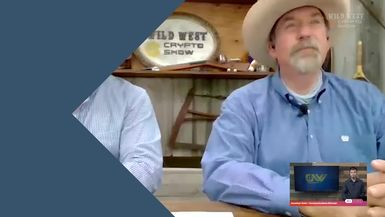 CryptoCurrencyWire Videos-The Wild West Crypto Show The Wild West Crypto Show Introduces Novel Educational Crypto Card Game | CryptoCurrencyWire on The Wild West Crypto Show | Episode 124