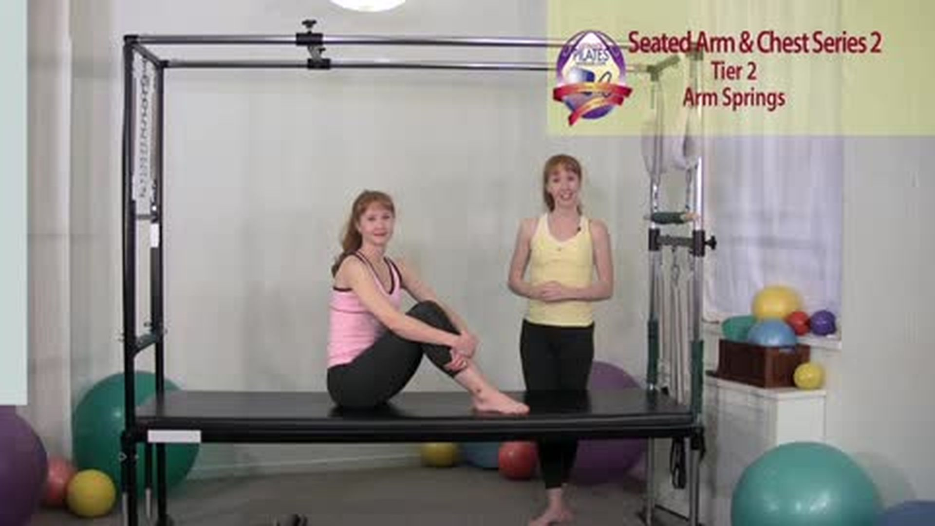 Seated Arm and Chest Series 2