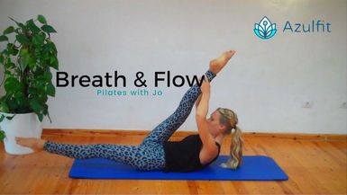 AZULFIT - Breath and Flow (P) All Levels (15min)