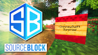 Minecraft SourceBlock SMP - Ep. 03 - I'VE BEEN CHALLENGED + A SURPRISE GIFT!