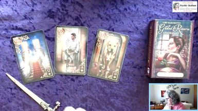 17th September 2021  Daily card spread Reading