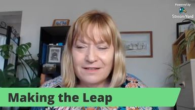 Making the Leap with Mary McCloud