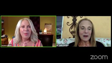 A Clairvoyant's Guide to Overcoming Fear with Susanne J. Wilson