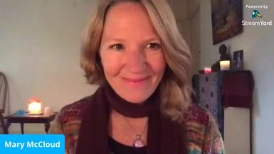 EARTH ANGEL TV with Mary McCloud: How to align with Source