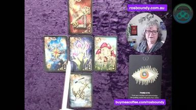 7th July 2021  The Daily Lenormand cards