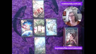 26th August 2021 Daily LENORMAND card spread