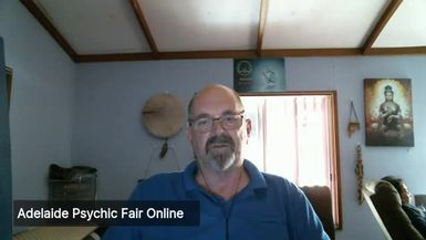Adelaide Psychic Fair 4 Join us This Friday at 12 noon ACST as Beady Kunz from Heavens Garden talks