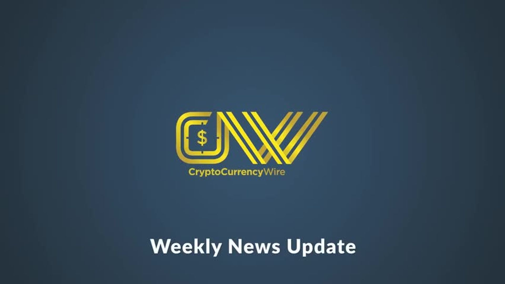 Cryptos Recovering: BTC Bounces Back Up   CryptoCurrencyWire on The Wild West Crypto Show   Episode 103