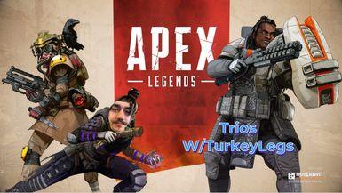 Trios W/ THE TURKEY LEGS