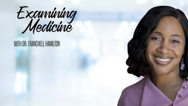 Examining Medicine Interviews Renee Jones