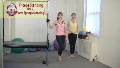 Triceps Standing