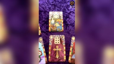 17th Oct  Part 2 of the Daily LENORMAND Card Spread