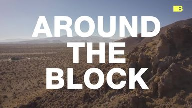 Around the block with Samuel Del Real, Los Angeles California