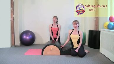 Side Leg Lift Series 2 and 3