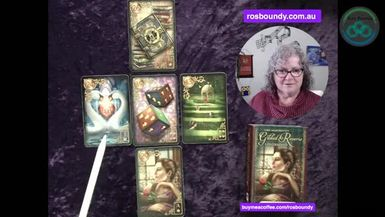 22nd July 2021  The Daily Lenormand cards