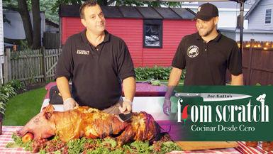 Cocinar Desde Cero E2 Whole Hog