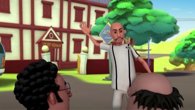 Motu Patlu and the Magical Spectacle