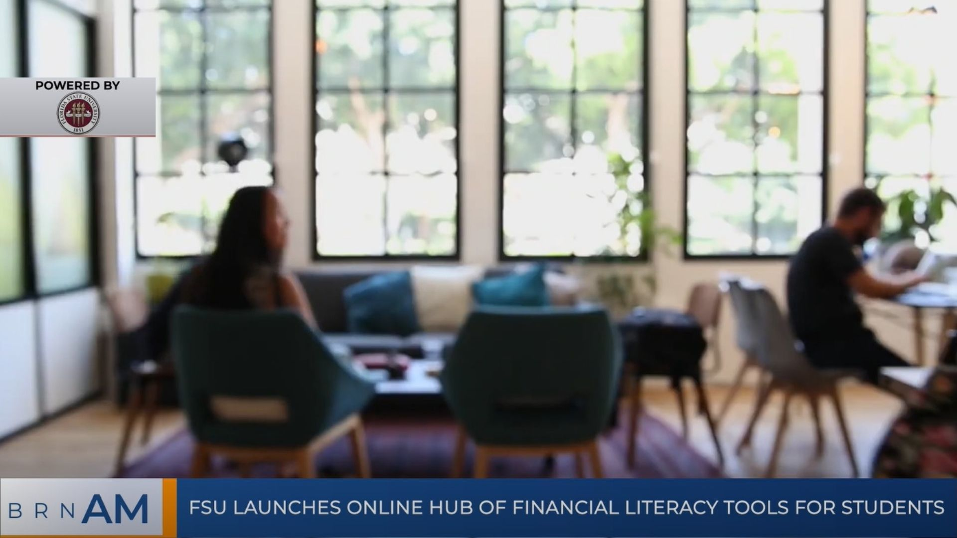 BRN AM | FSU launches online hub of financial literacy tools for students