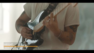 Richie Quake - Weight (Original Song) | AMPLIFIED