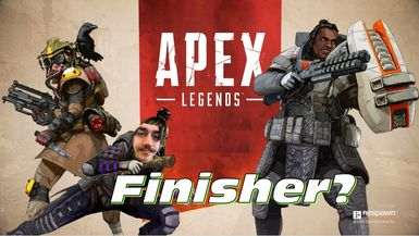 Hurry and Finnisher   Apex Legends