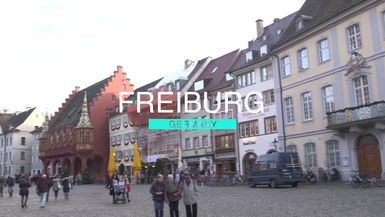 THE DESIGN TOURIST, EPISODE 1, Explore Freiburg, Germany