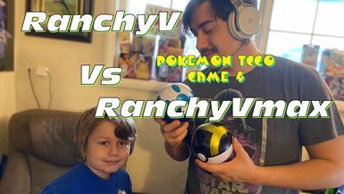 Father vs Son Best of 5 (Game 4)  Pokemon TCGO