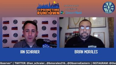 The Prime Time Interview Series- BRIAN MORALES
