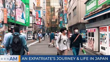 BRN AM | An Expatriate's Journey & Life in Japan