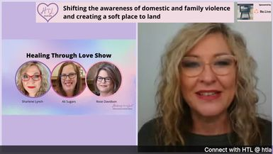 Healing Through Love Show with Peter Amodio and Debbi Kemp