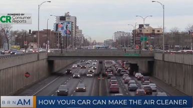 BRN AM | How Your Car Can Make the Air Cleaner