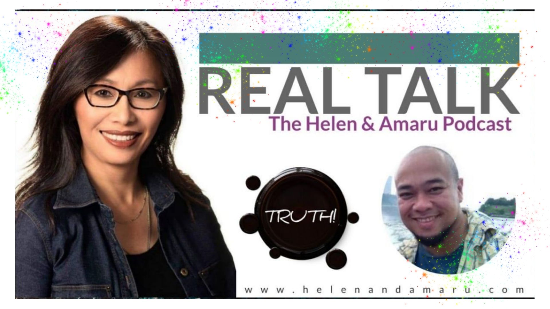 THE GREAT AWAKENING: PUTTING THINGS INTO PERSPECTIVE (REAL TALK RADIO)