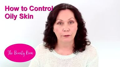 The Beauty Room - How to Control Oily Skin Naturally