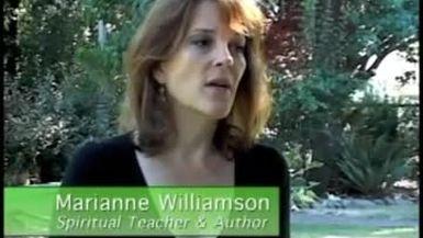 Forgiveness Overview With Marianne Williamson (4:14)