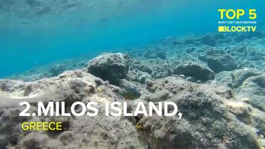 Top 5 ISLANDS YOU NEVER HEARD OF