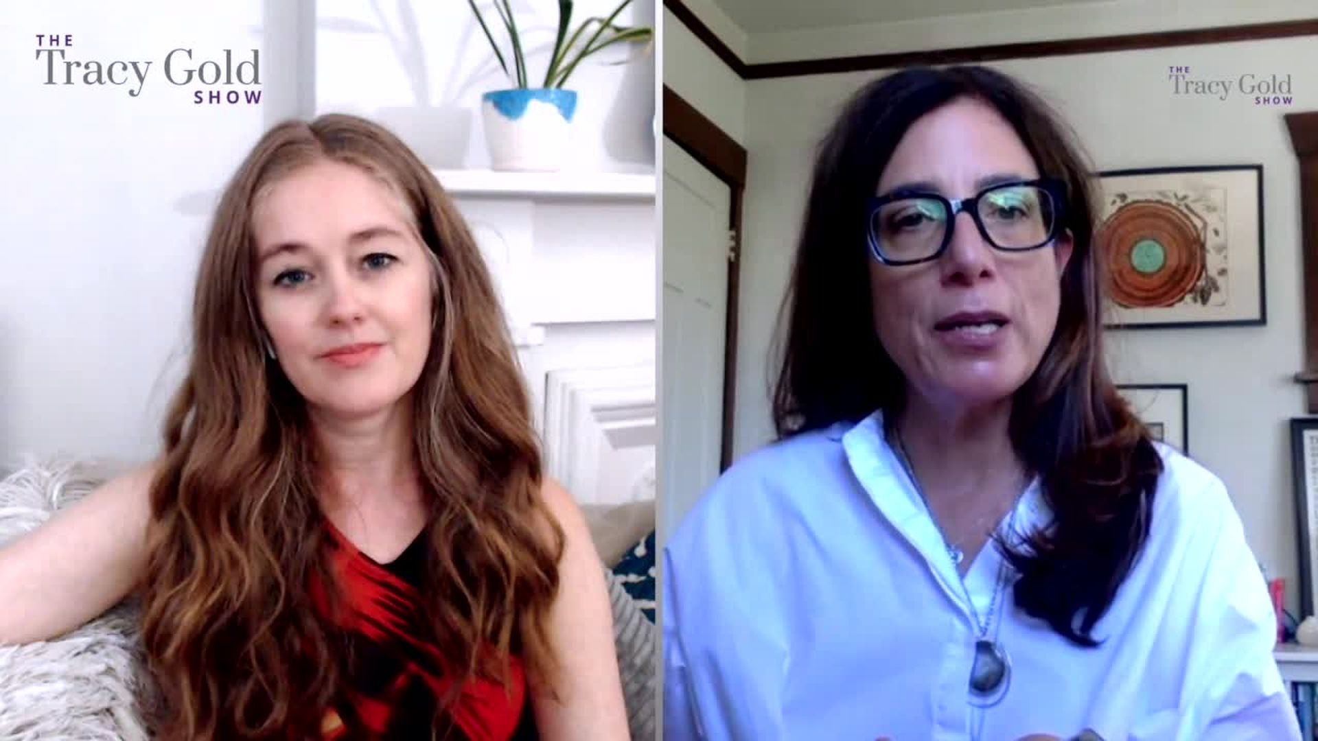 Midlife No Crisis with Lisa Levine - Tracy Gold Show