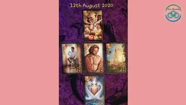 The Daily LENORMAND card spread - 12th August 2020