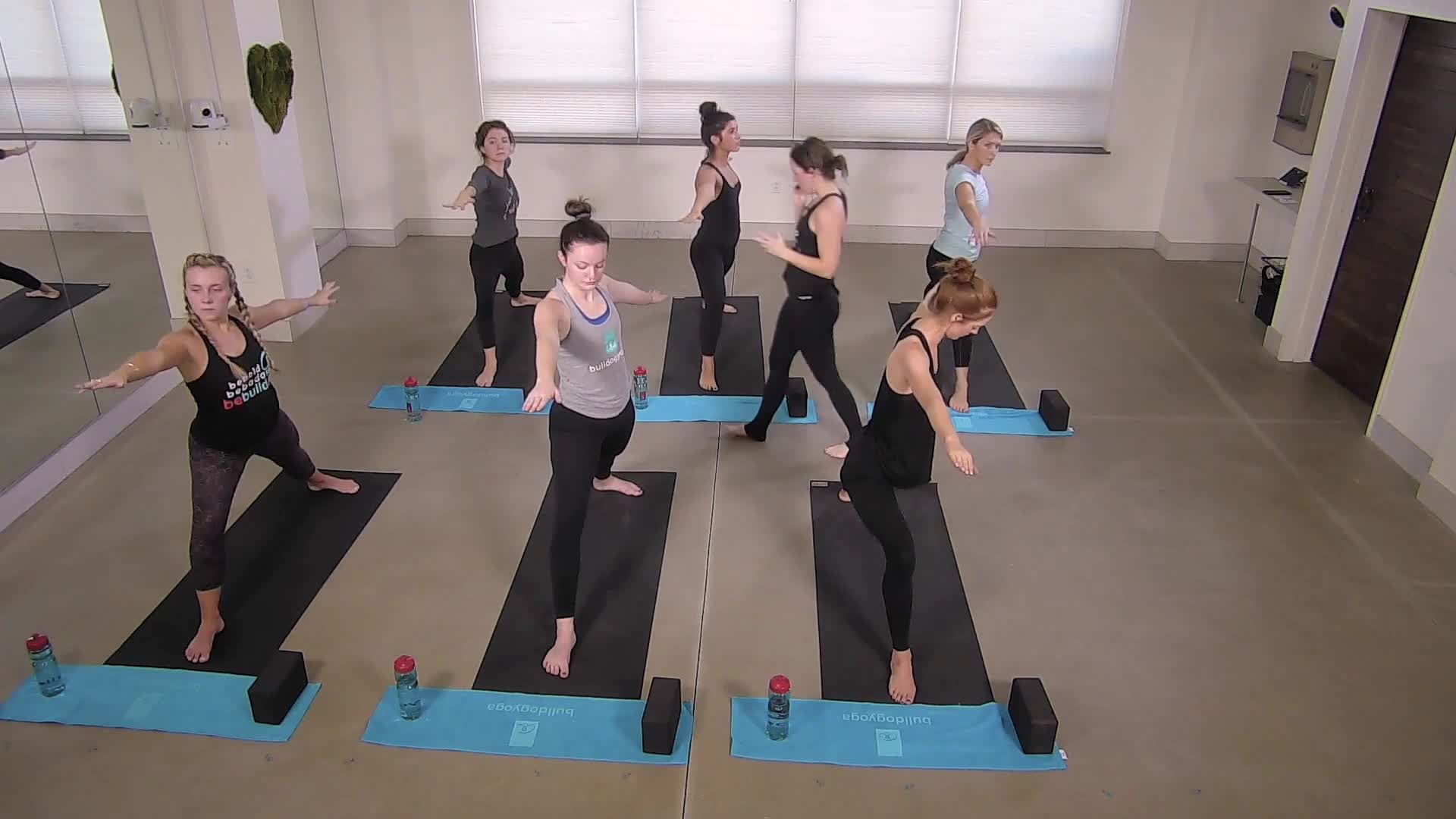 Turbo Yoga Flow