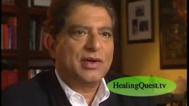 Deepak Chopra on Healthy Aging (3:32)