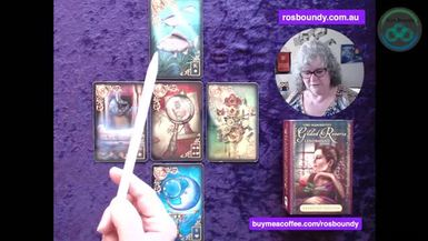 9th July 2021  The Daily Lenormand cards
