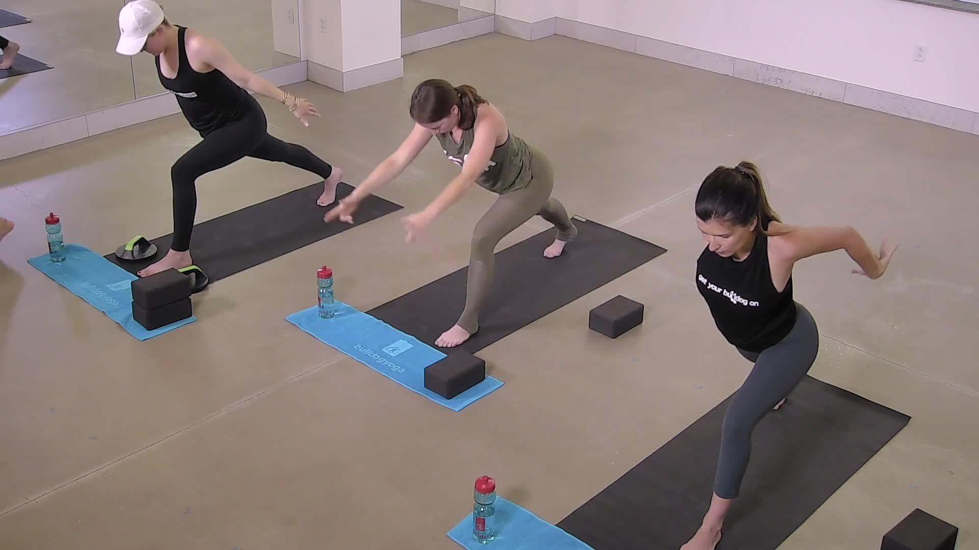 Prenatal & Postpartum Yoga - Flow