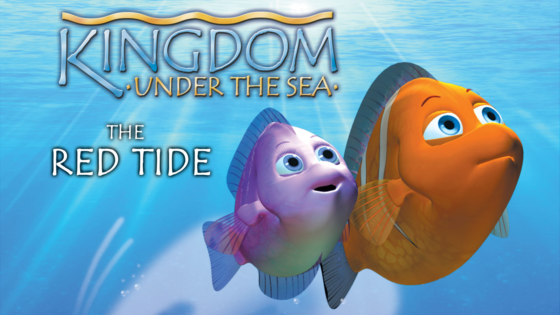 Kingdom under the Sea-The Red Tide